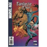 Marvel Age Fantastic Four 7