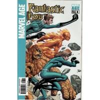 Marvel Age Fantastic Four 8