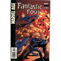 Marvel Age Fantastic Four 10