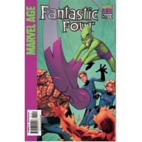 Marvel Age Fantastic Four 11