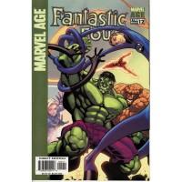 Marvel Age Fantastic Four 12