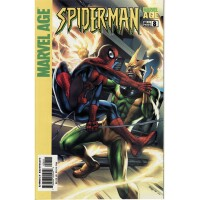 Marvel Age Spider-Man 8