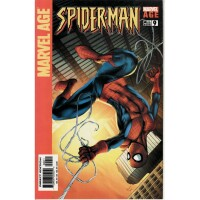 Marvel Age Spider-Man 9