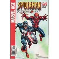 Marvel Age Spider-Man Team Up 2