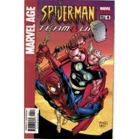 Marvel Age Spider-Man Team Up 4