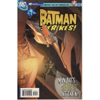 Batman Strikes 10