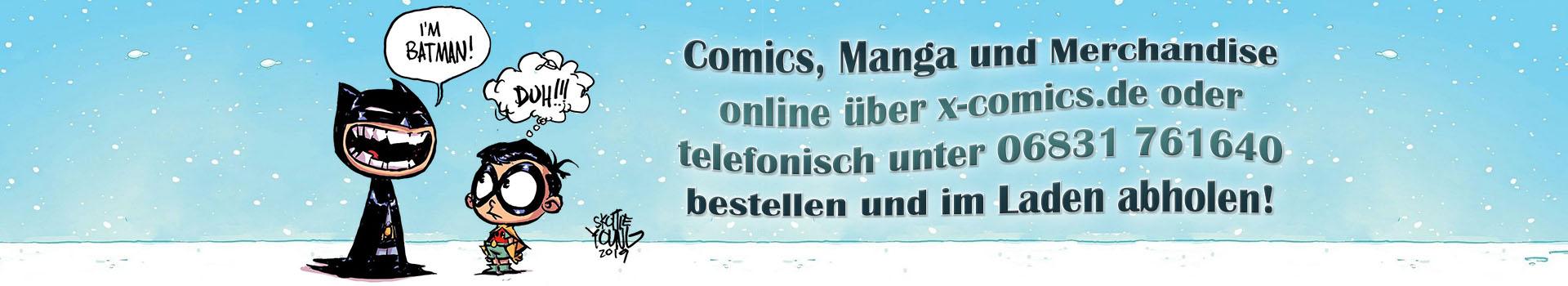 Online bestellen + bezahlen, offline abholen!