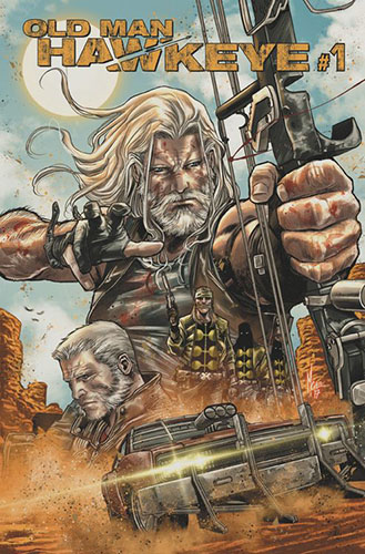 Old Man Hawkeye Band 1