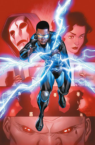 Black Lightning von Tony Isabella
