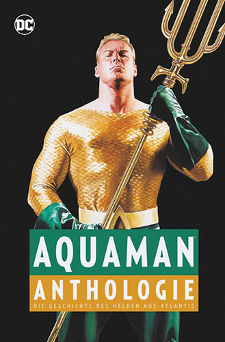 Aquaman Anthologie