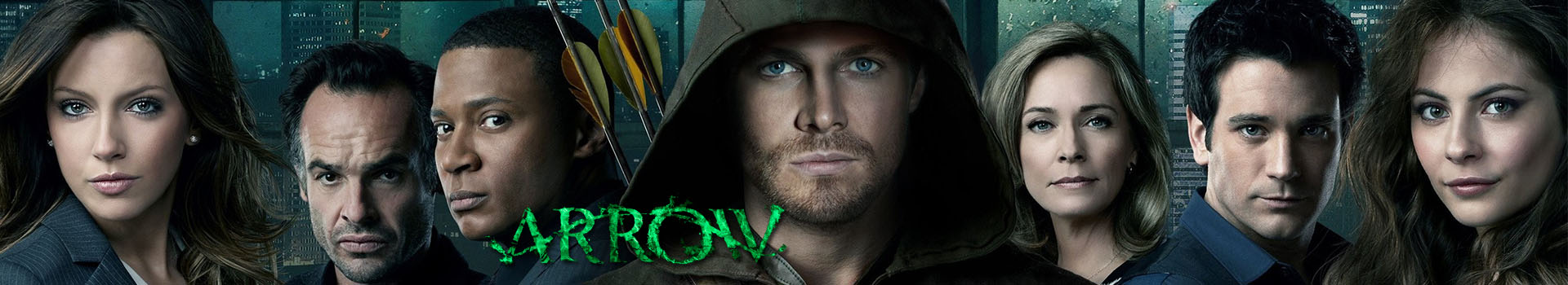 Arrow - TV Series: Figuren, Comics und Shirts