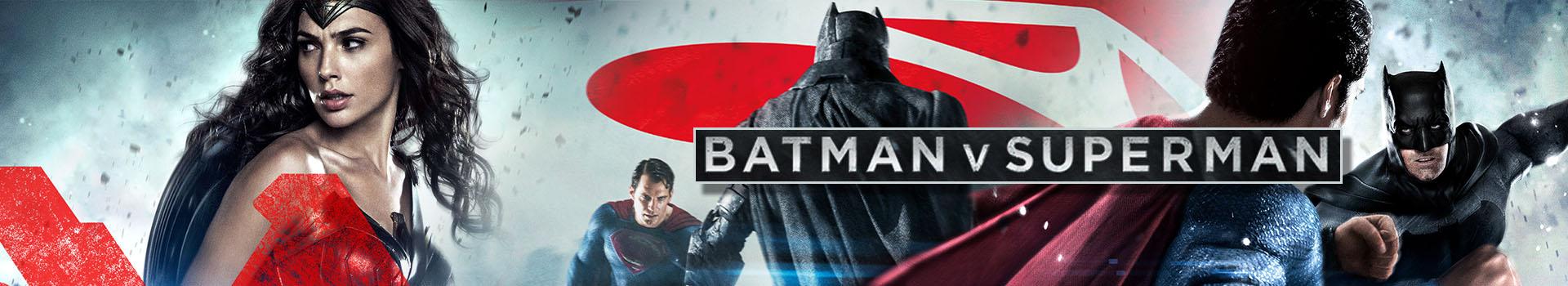 Batman vs. Superman - Dawn of Justice