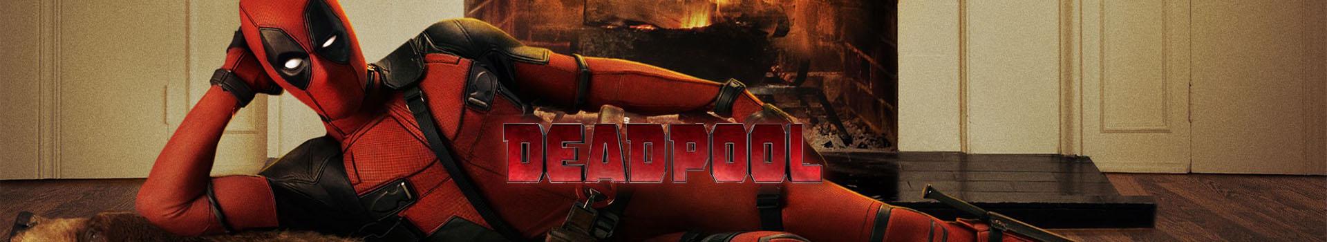 Deadpool: Figuren, T-Shirts, Tassen