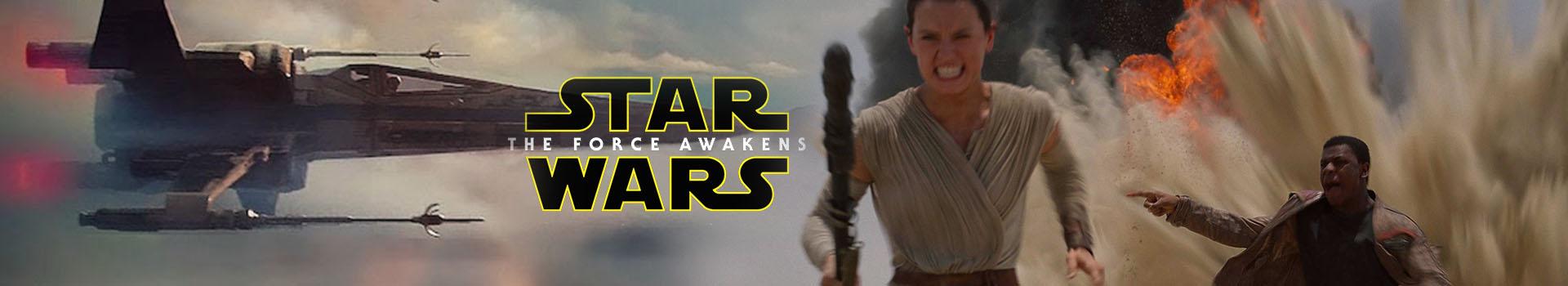 Star Wars - The Force Awakens Merchandise