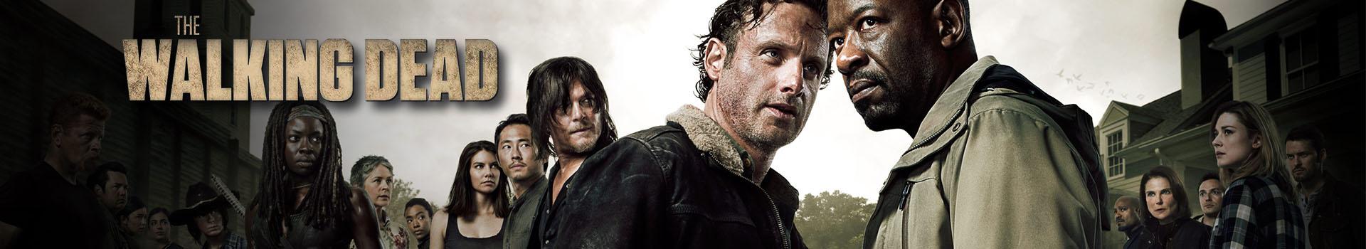 The Walking Dead - Figuren und Merchandise