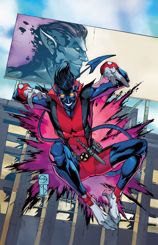 Age of X-Man The Amazing Nightcrawler