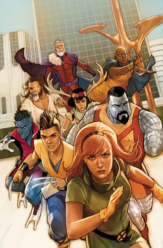 Age of X-Man Marvelous X-Men
