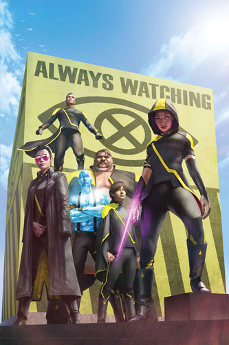 Age of X-Man The X-Tremists
